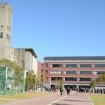 模擬授業大会の会場となった名古屋中学校・高等学校