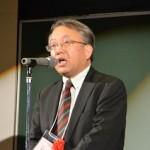 総評を述べる愛知県私塾協同組合の山田真司理事長