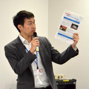 NPO愛進研の鹿嶌將博会長