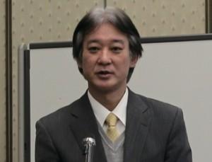 洛星中学校・高等学校 生徒募集担当の藤田武久氏