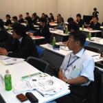 日本教育者セミナーの会場の様子