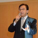 全国学習塾協会が国家検定を目指す理由について話す、同協会の稲葉秀雄専務理事