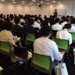 朝倉千恵子さんの講演