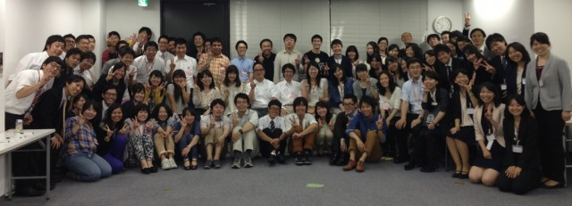 5月25日に開催された高濱学級の様子