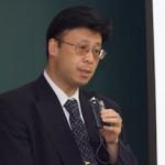 龍谷大学付属平安中学・高等学校の平井正朗校長補佐