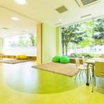 札幌円山アフタースクールの教室