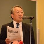 愛知県私塾協同組合の山田真司理事長