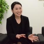 自らも二児の母だという、学童事業室長の橋本アキさん