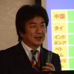 教育開発出版の糸井幸男常務