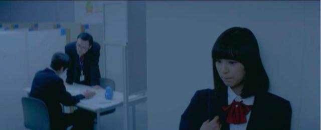 「無口な少女」(出演:水間ロン、鈴木美羽) 2015年5月14日(木)公開