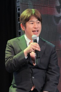 N塾について語る川上量生氏(株式会社カドカワ代表取締役社長)