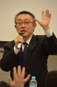 三谷潤一氏