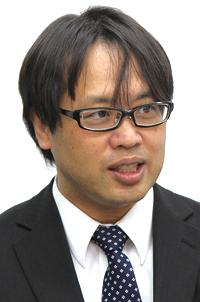 株式会社QLiP共同代表 松岡伸行氏