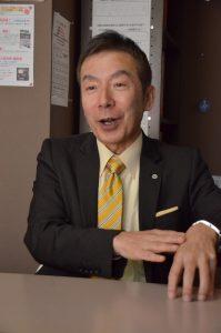 ノーベル学習館の西川敏博代表