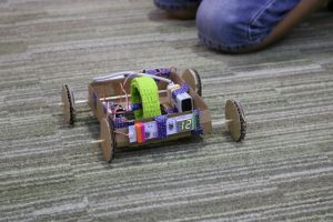 モジュールで動く火星探査機
