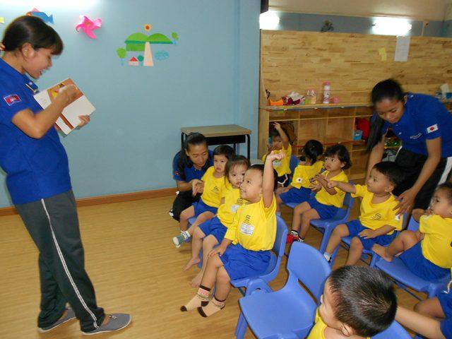 カンボジアに開校した「CIESF Leaders Academy」