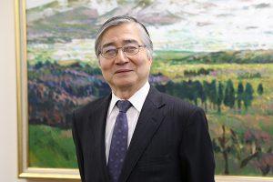 16代校長の山本三郎氏