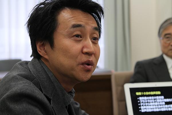 英語科特別顧問の安河内哲也氏