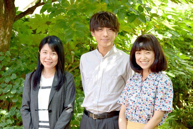 「みかづき」森絵都さん、高橋一生さん、永作博美さん
